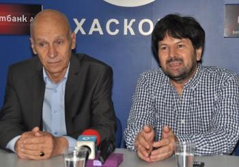 Коалиция Сряда7 обяви подкрепата си за кандидата на ГЕРБ за кмет на Хасково Добри Беливанов